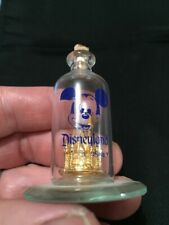 Disney - Vintage Disneyland Sleeping Beauty Castle in a Bottle Mickey Rare !!!!