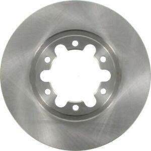 TRW Brake Rotor Front DF7237S fits Mazda Bravo B2600 4x4 (UF), B2600 4x4 (UN)