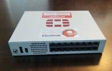 Fortinet Fortigate 92D Next Generation Firewall (No power supply)