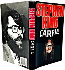CARRIE by Stephen King The Stand It Dark Tower Shining OUT OF PRINT Hardcover VG