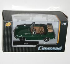 MG MGB Cabriolet Open Top in Green - 1 43 Die-cast Classic Car Model Cararama