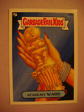 2012 Topps Company TRADING STICKER #26a GARGAGE PALE KIDS ~ Academy WARD Parody