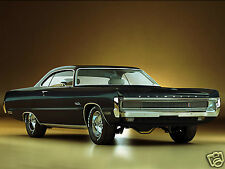 1970 Plymouth Sport Fury GT, Refrigerator Magnet, 40 MIL