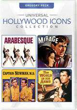 Universal Hollywood Icons Collection: Gregory Peck [New DVD] 2 Pack, Snap Case