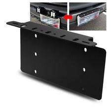 Mount Bracket Holder Front Bumper License Plate For Offroad Lamps/LED Light Bar