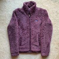 Patagonia Los Gatos Fleece Full Zip Jacket Small - Light Balsamic