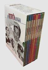 8 Dvd Box Cofanetto «ANTOTOLOGIA ~ ANTOLOGIA TOTO'» serie completa nuovo