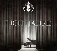 Lacrimosa-Lichtjahre 2CD NEW SEALED German Gothic Rock Heavy Rock