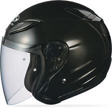 KABUTO AVAND II Solid Helmet Motorcycle Bike BLACK METALLIC LARGE NEW 74-1150L