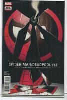 SPIDER-MAN DEADPOOL #18, NM, 2016 2017, Bromantic, more in store, Marvel