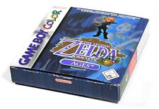 Nintendo Game Boy Color,The Legend of Zelda - Oracle of Ages,OVP,CIB