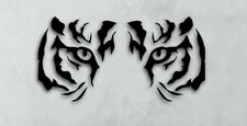 TIGER EYES Vinyl Decal -Sticker for Car Truck Motorcycle Bumper Wall Window Case