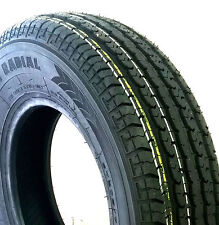 1 NEW Trailer King Radial ST 205/75-15 2057515 8 PLY D Load Tire / Tires