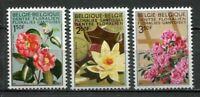 38477) BELGIUM MNH** 1970 Gand flower show 3V