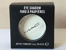 MAC Eye Shadow Eyeshadow - WHITE FROST - Frost New In Box 100% Authentic