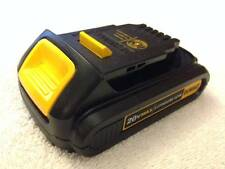 New Dewalt DCB201 20V Max Battery Lithium Ion Li-Ion 20 Volt
