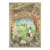 7 - 14 Giorni Violetto Evergarden Chronicle Ufficiale Fanbook Arte Libro Da