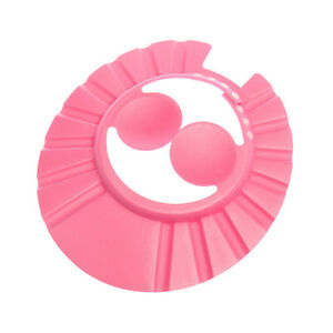 Adjustable Baby kids Shampoo Bath Shower Hat Cap Wash Hair Waterproof Shield