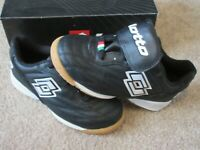 Lotto DIABLO JR Kids Youth Indoor Soccer Cleat Shoes #B1215 Vintage NEW NOS!