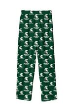 NCAA Youth Boys Michigan State Spartans Team Color Lounge Pants Size S M L XL