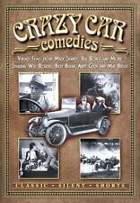 Crazy Car Comedies: Super-Hooper-Dyne Lizzies (1925) / Don't Park There NEW DVD