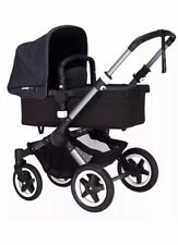 Brand New Limited Edition Denim Bugaboo Buffalo & Maxi-Cosi Siège Voiture