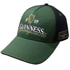 fa3a1e9163de8 Bottle black Guinness Irish Label Baseball Cap
