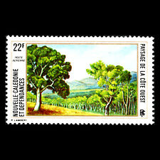 New Caledonia 1974 - Landscapes of the West Coast Nature - Sc C108 Mnh