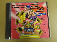 CD / DE GROOTSTE KARAOKE HITS UIT DE MEGA TOP 100 - VOL.8