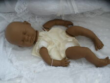 """REBORN BABY-DOLL KIT ETHNIC """"SOFIA """" WITH FULL LIMBS + 20in DISK BODY"""