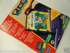 SEGA Pico Magic Crayons Complete for the Pico Video Game System