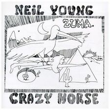 Zuma by Neil Young/Neil Young & Crazy Horse (CD, Oct-1990, Reprise)