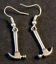 Hand Made Hammer Earrings HCE008