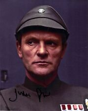 Hand Signed 8x10 colour photo JULIAN GLOVER in STAR WARS
