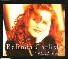 Go Go's BELINDA CARLISLE Little Black Book 2 UNRELASED UK CD Single USA SELLER