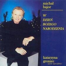 Michal Bajor & Katarzyna Groniec - W Dzien Bozego Narodzenia (CD) POLISH  POLSKI