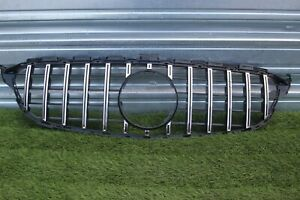 MERCEDES W205 C CLASS GRILL GT AMG STYLE PANAMERICANA