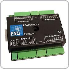 NEUF neuf dans sa boîte ESU 51822 Commutateur pilote Servo 2.0