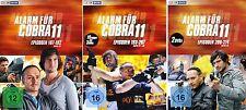 6 DVDs * ALARM FÜR COBRA 11 - STAFFEL 23 + 24/25 + 26 IM SET # NEU OVP §