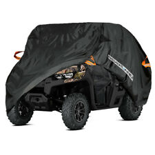 300D Storage Utility Vehicle Cover Waterproof For Can-Am Defender DPS XT CAB OAK