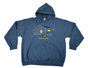 Mens Silversun Pickups Neck Of The Woods Hoodie New S, M