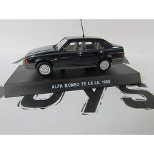 voiture 1/43 - alfa romeo 75 1.6 ie 1988