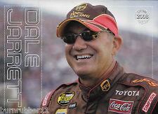 "2008 DALE JARRETT ""UPS RACING FORD MWR TOYOTA"" #88 NASCAR NEXTEL CUP POSTCARD"