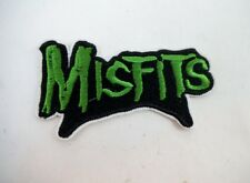 MISFITS Iron On Patch Danzig Samhain Black Metal GOTH Deathrock Punk