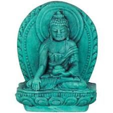 Mini Turquoise Powder MEDICINE BUDDHA Figurine!