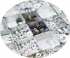 "10 3.25""x3.25""x1.75"" Aluminum Storage Parts Organizer Bins/ Boxes for Tool Box"