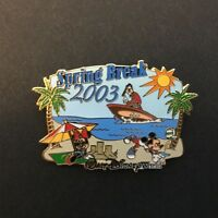 WDW - Spring Break 2003 Limited Edition 3000 Disney Pin 21246