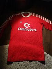 FC Bayern München Trikot S Retro 80er Adidas Commodore C64 Rarität