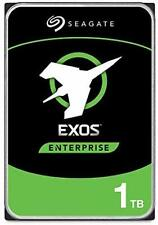 Seagate Exos 1TB Internal Hard Drive Enterprise HDD – 3.5 Inch 6Gb/s 7200 RPM
