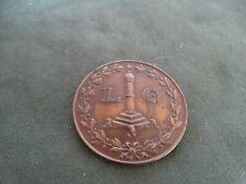 ancienne médaille liége